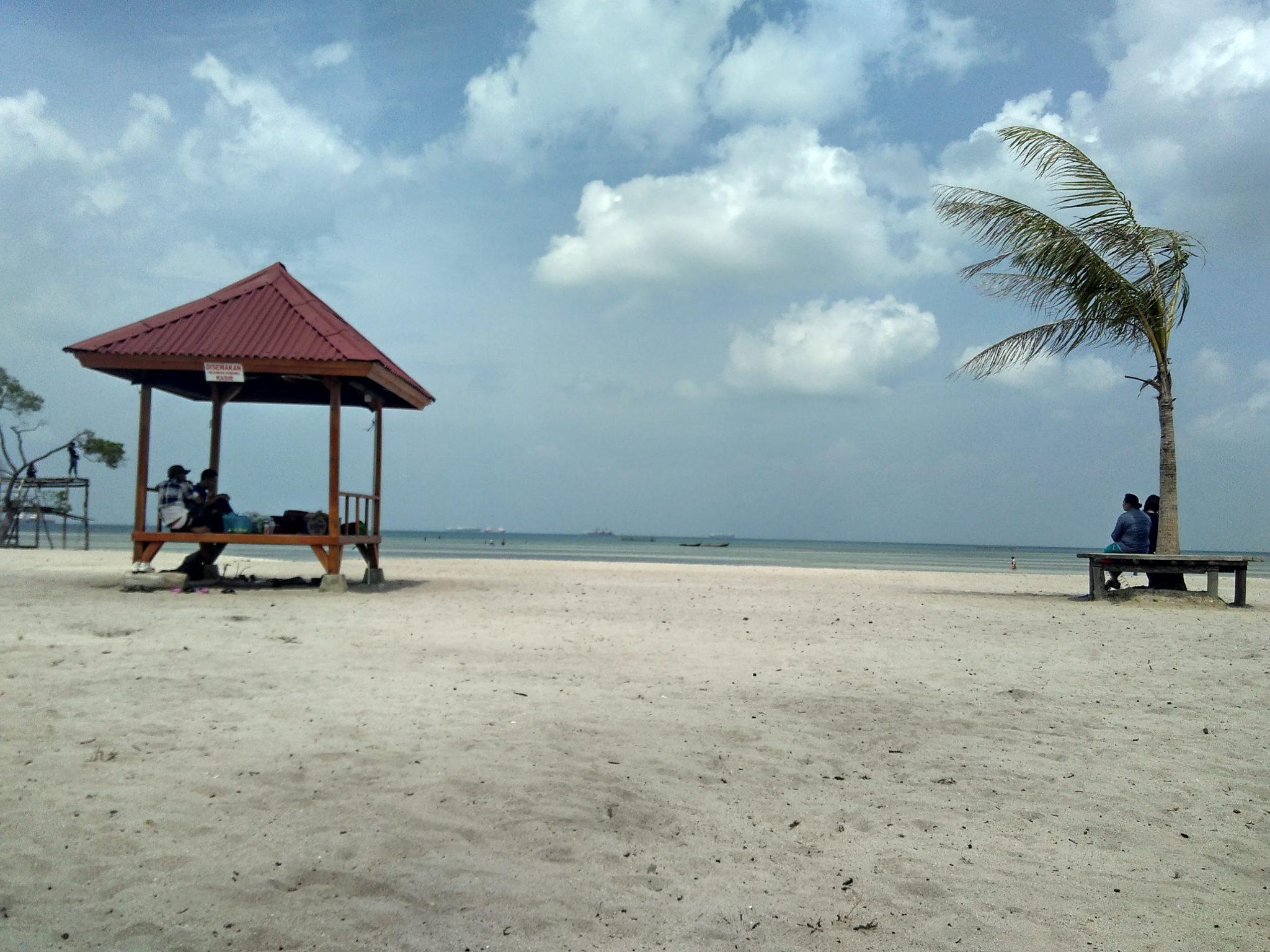 View Pantai Vio Vio Batam 2