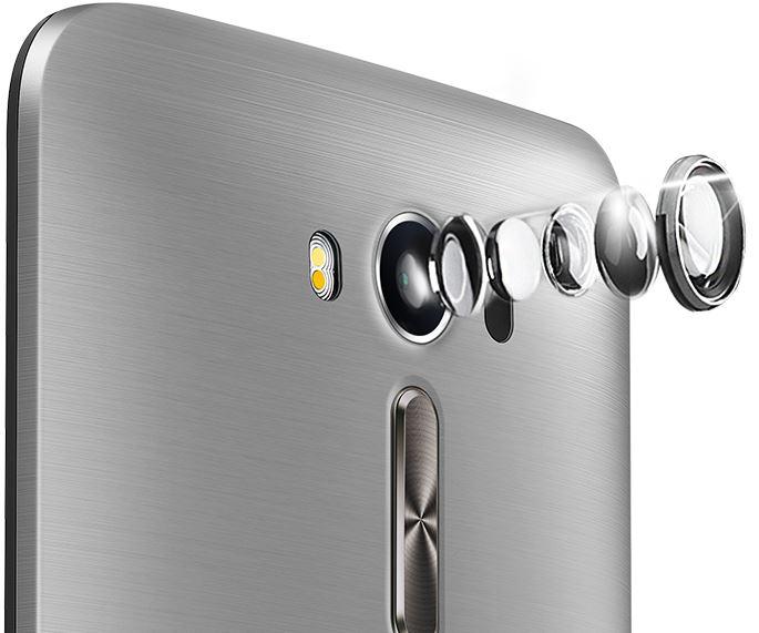 Zenfone 2 Laser 6.0 ZE601KL - PixelMaster Lens