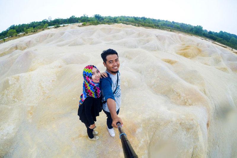 Gurun Pasir Busung yang instagrammable itu