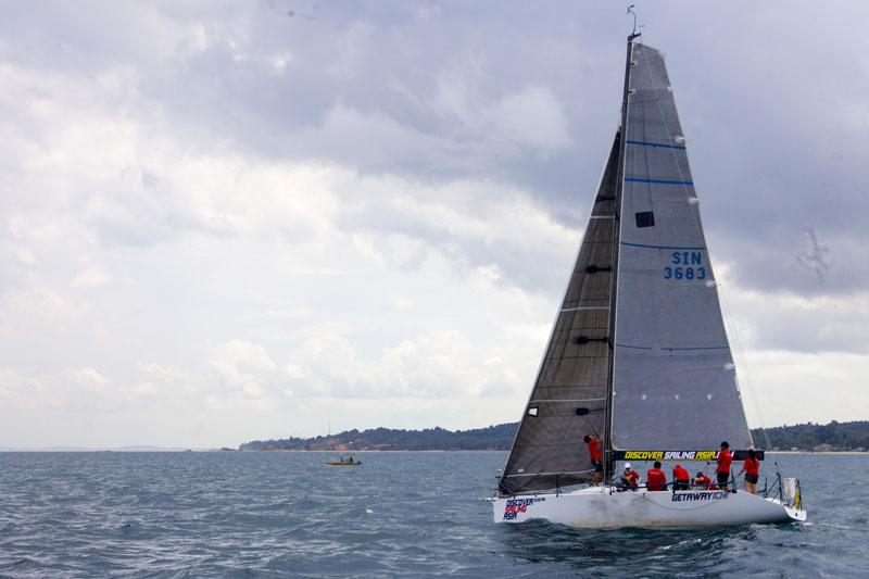 Tim Discover Sailing Asia