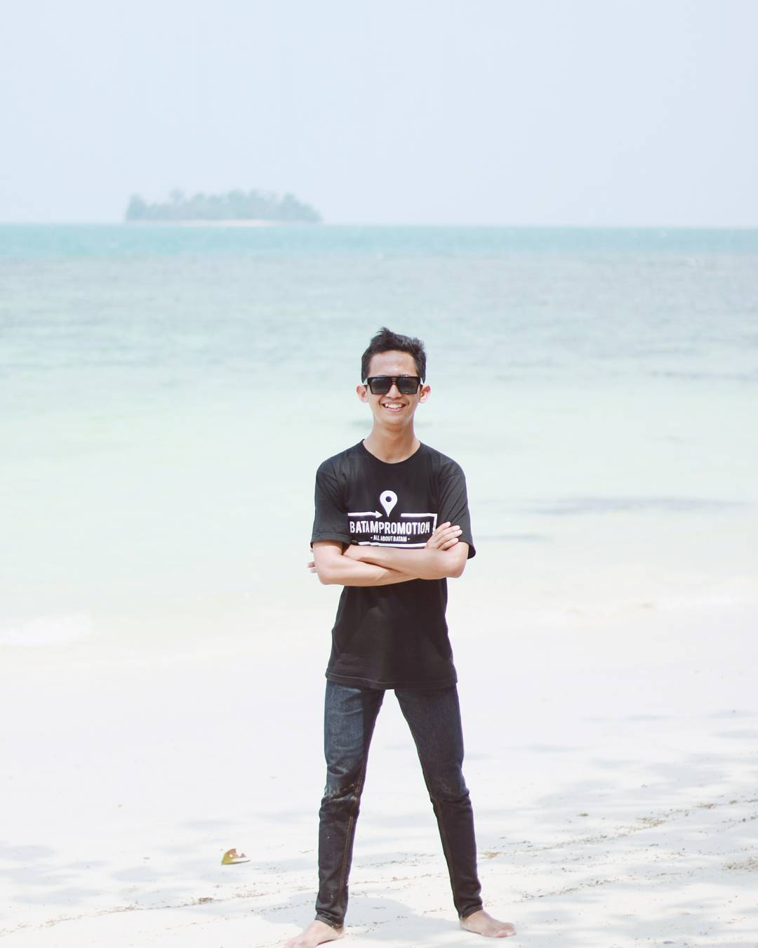 Dani di Pantai Khairah Pulau Pengalap