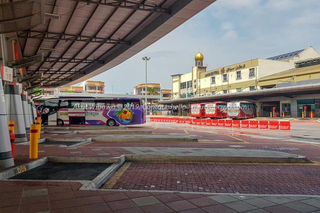 Suasana Larkin Sentral, Johor Bahru